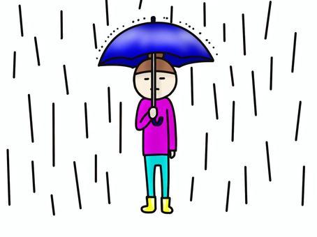 梅雨の時季に出る体への影響 〜東洋医学から診る体の異常〜